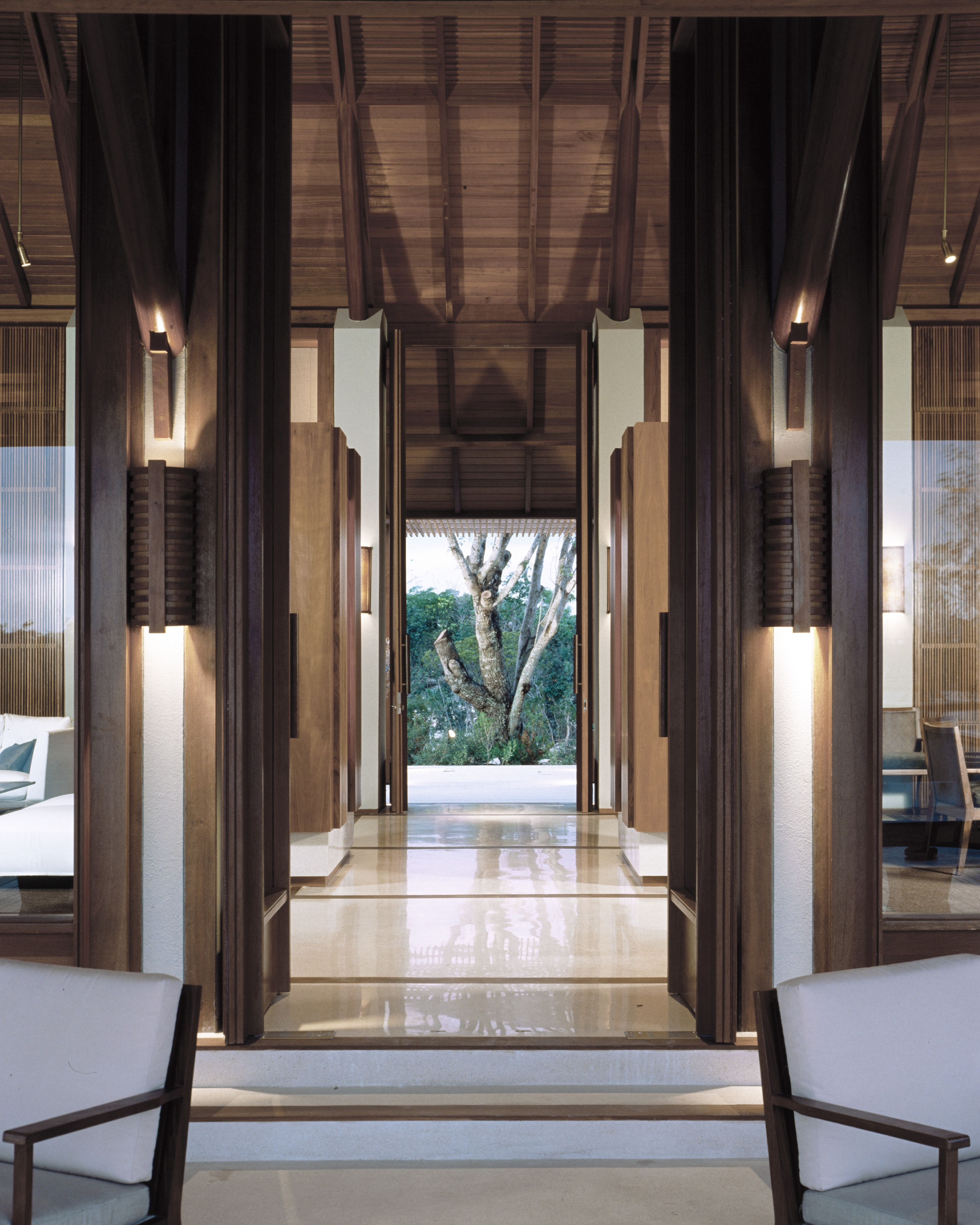 Modern Chinese Interior Design: Amanyara Resort On Providenciales In The Turks And Caicos
