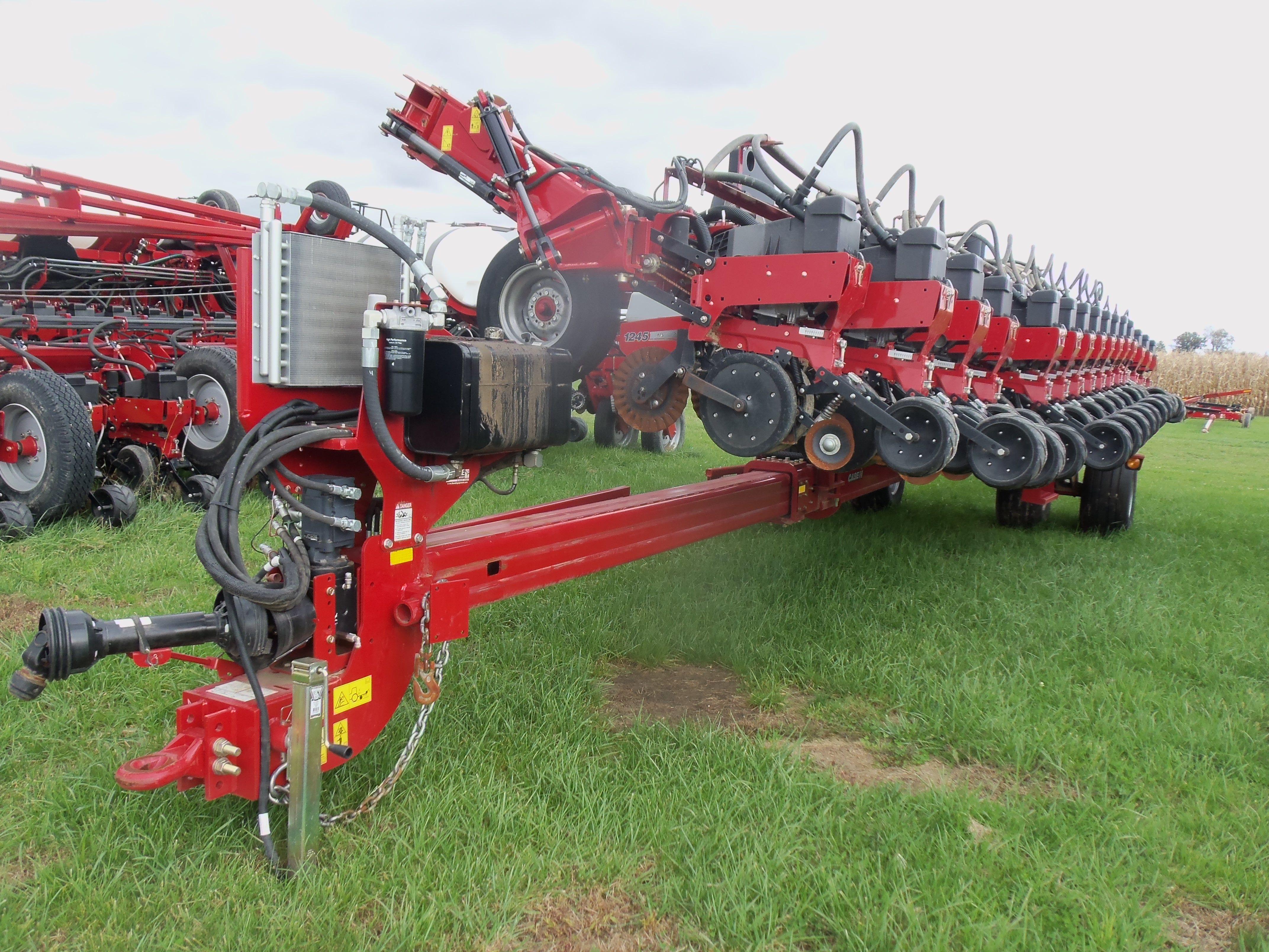 31 Row Caseih 1245 Corn Planter Caseih Equipment Planters The Row