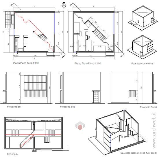 Case Per Artigiani D  Maison En Seres  Le Corbusier