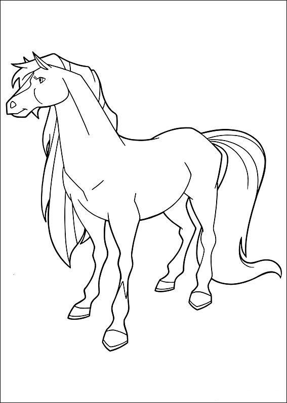 Coloriage Dessins. Horseland 14   Mes coloriages 1   Pinterest