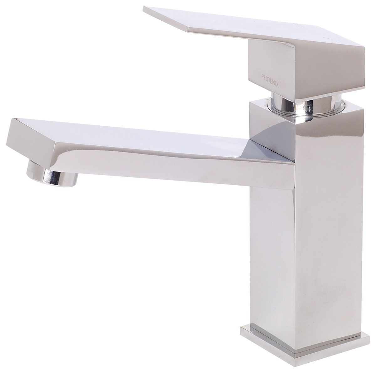 The milli glance wall basin mixer set is captivating from the first - Phoenix Kubus Basin Mixer