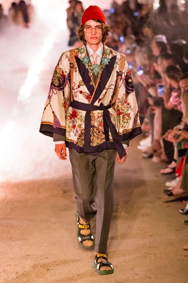 Gucci News, Collections, Fashion Shows, Fashion Week Reviews, and More