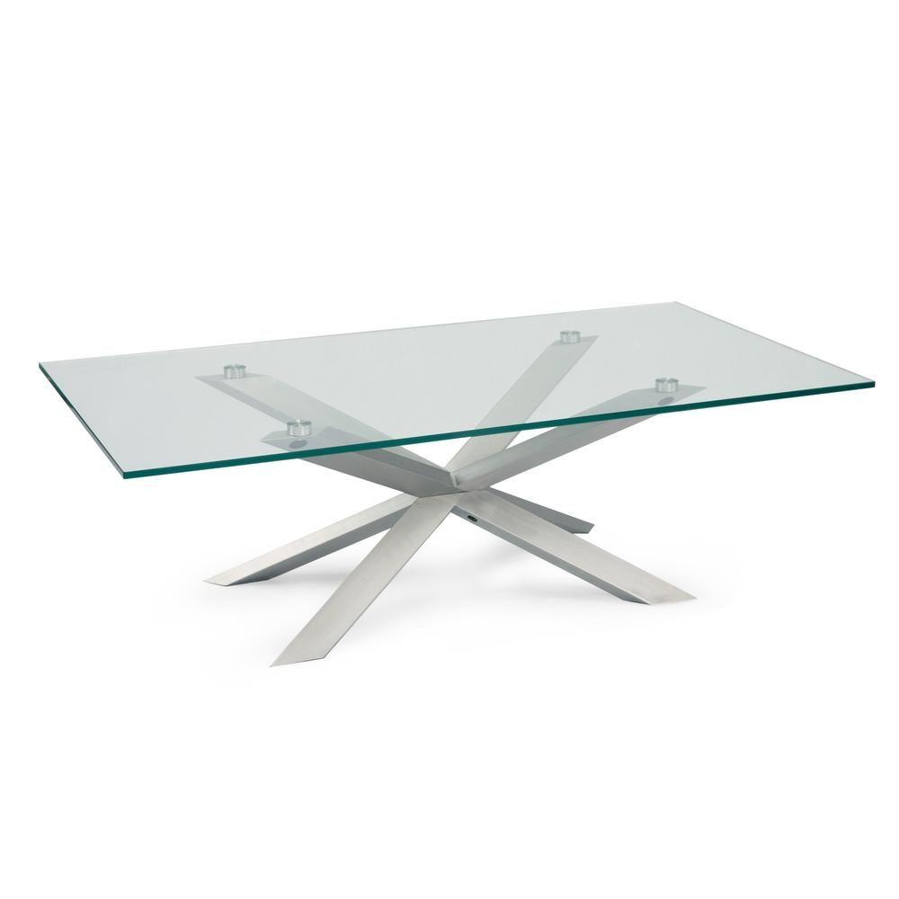 Braga Coffee Table Rectangular Glass Moe S 515 Modern Coffee Tables Rectangular Glass Coffee Table Coffee Table Rectangle [ 1000 x 1000 Pixel ]