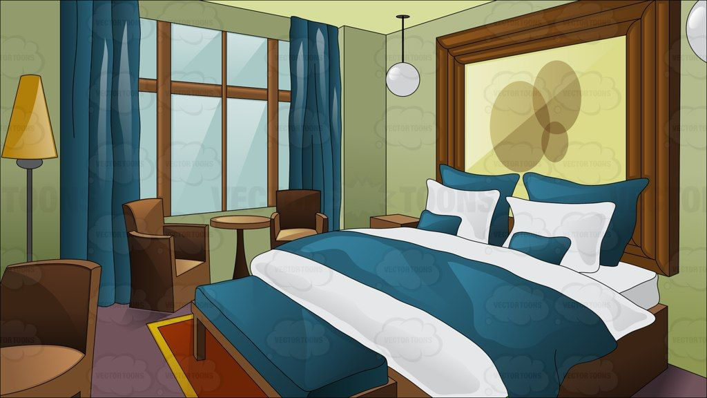 A Fancy Hotel Room With King Size Bed King Size Bed Bed Hotels