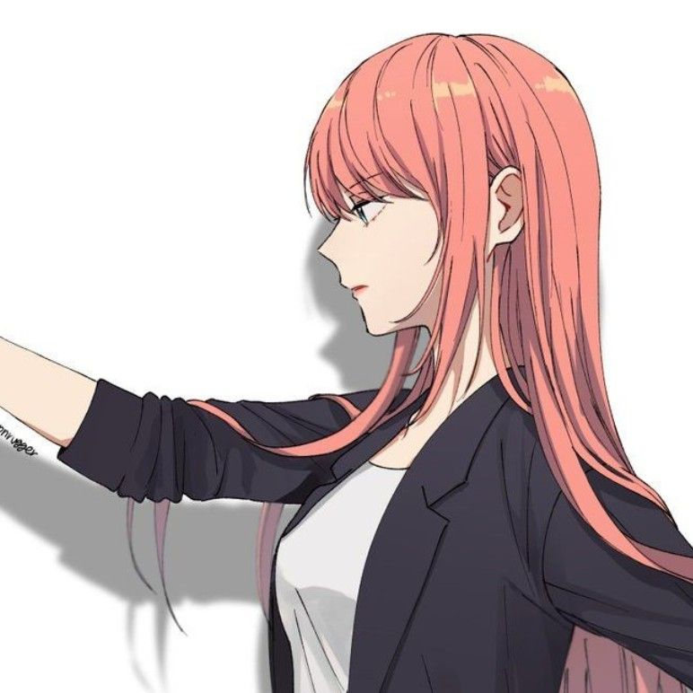 Pin Oleh Rin Chan Di Couple Pisah Gambar Anime Fotografi Remaja Gambar