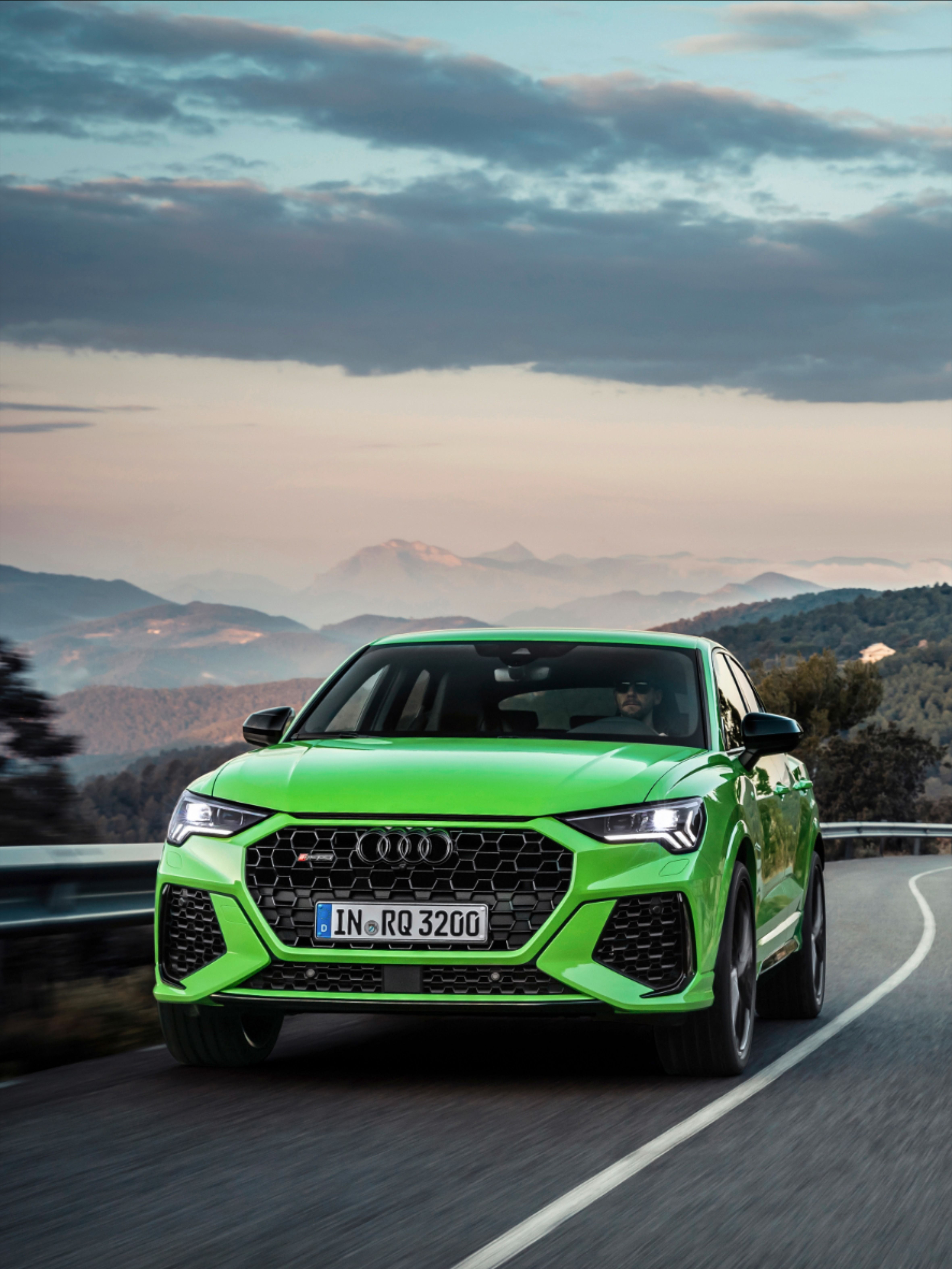 Audi Rs Q3 Sportback 2019 In 2020 Audi Rs Audi Sportback Audi