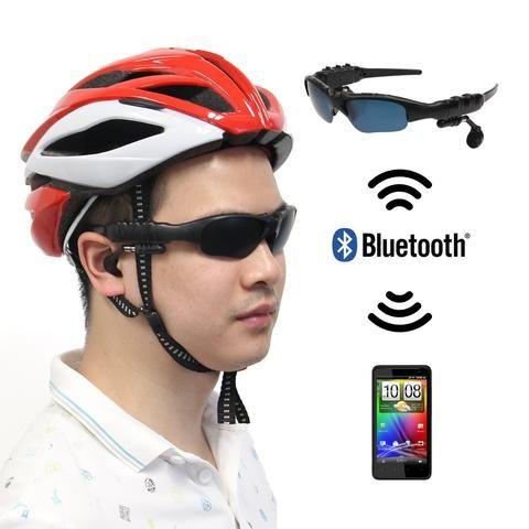 bluetooth 5.0 Smart Glasses Polarized Sunglasses Outdoor Sport Cycling Headphone