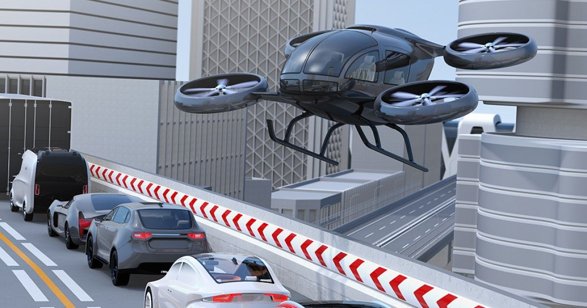 Flying cars are just a few years away, companies tell