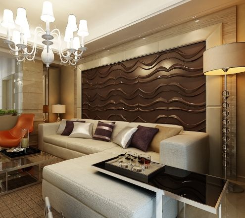 Awesome 3D wall panels and interior wall paneling ideas Lets