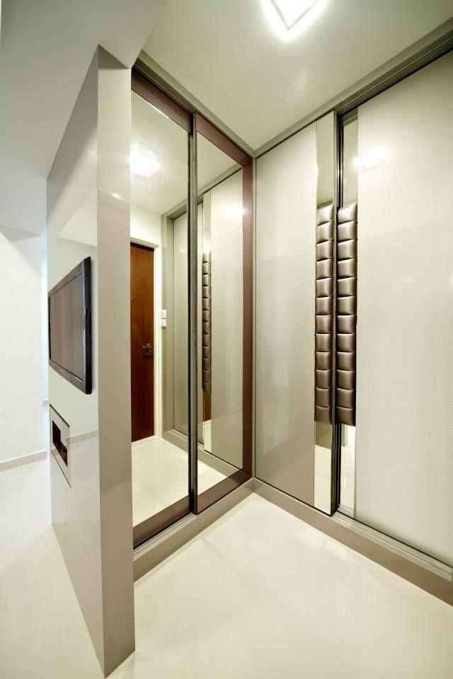 Bedroom Hdb Furniture: Blk 307A Teck Ghee Vista, Eclectic HDB Interior Design