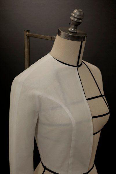 Slim Kimono Sleeve | Cut Up Studio
