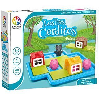 Smart Games - Los Tres Cerditos