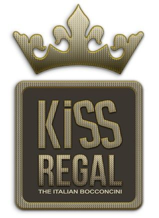 LOgo Kiss Regal DeLuxe
