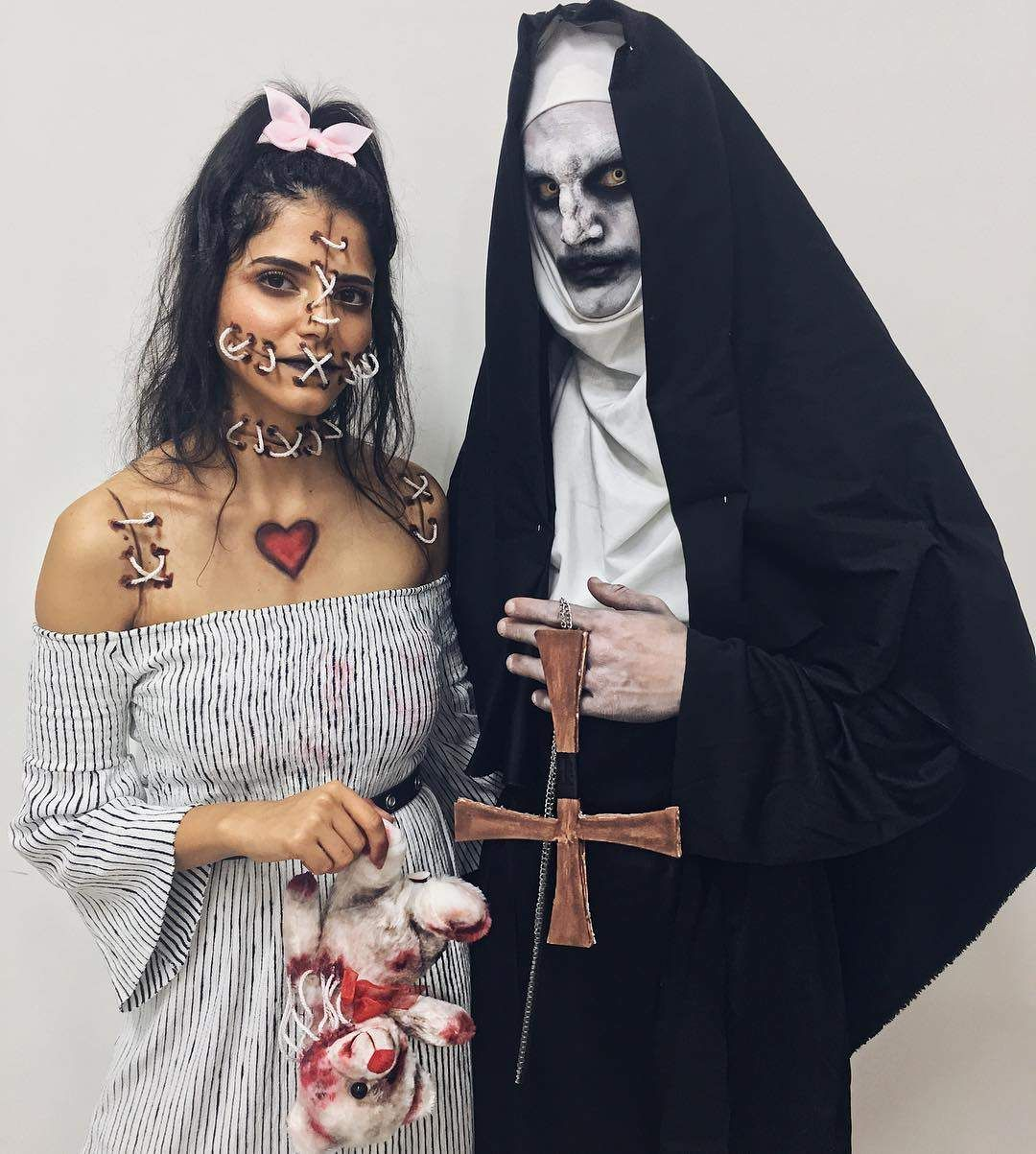 Halloween Costumes for Couples Who Want to Scare the Sh*t