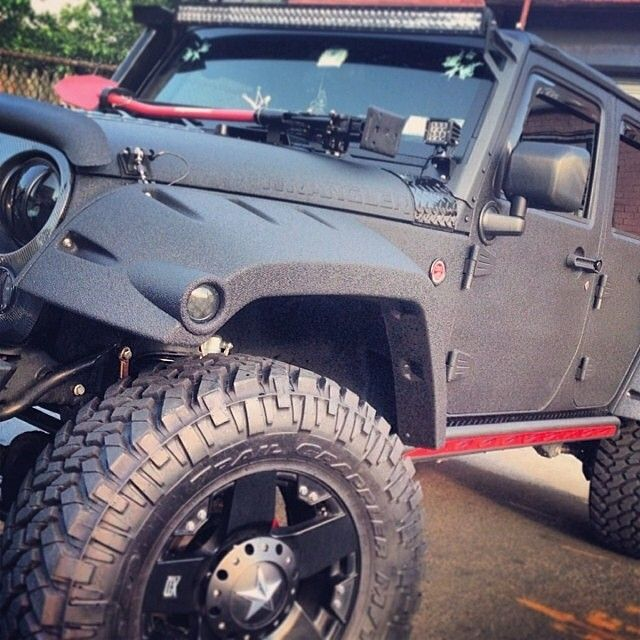 Pin On Line X Jeeps