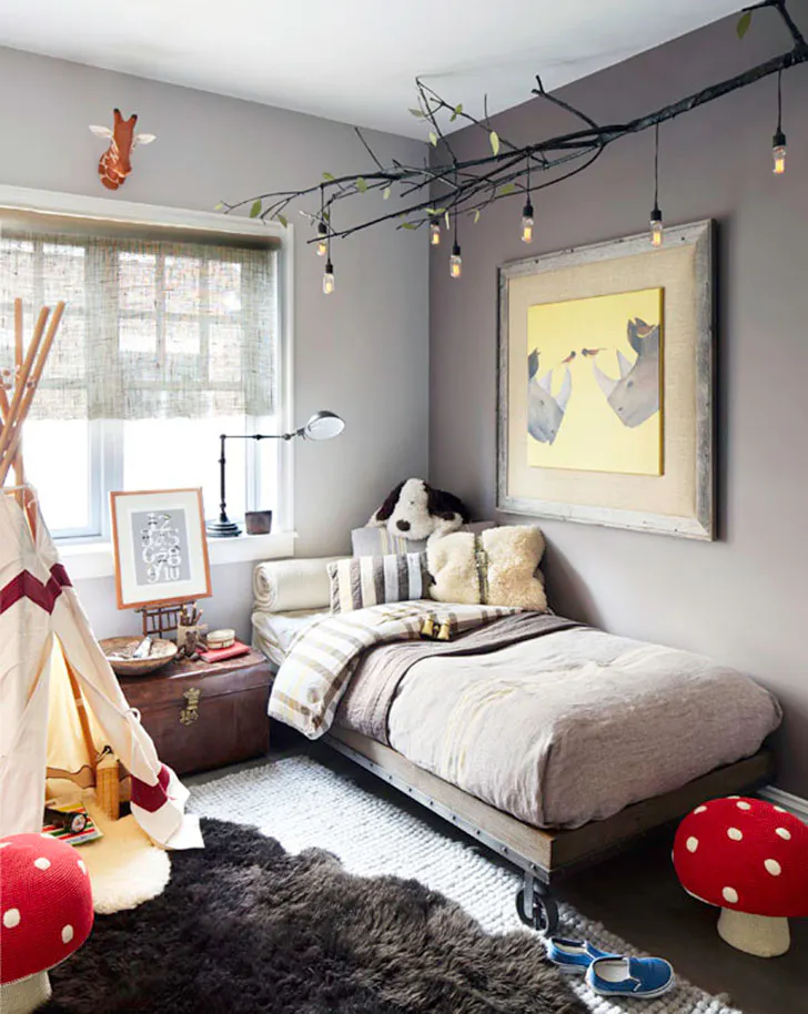 11 Adorable Decor Ideas For A Little Boy S Room Little Boy Bedroom Ideas Boy Room Paint Boys Bedroom Decor