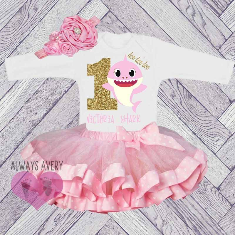 girls 1st Birthday outfit personalised girls birthday outfit first tutu set