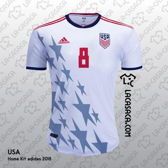 a90ebda0e What If? Adidas USA 2018 Concept Kit by La Casaca - Footy Headlines ...