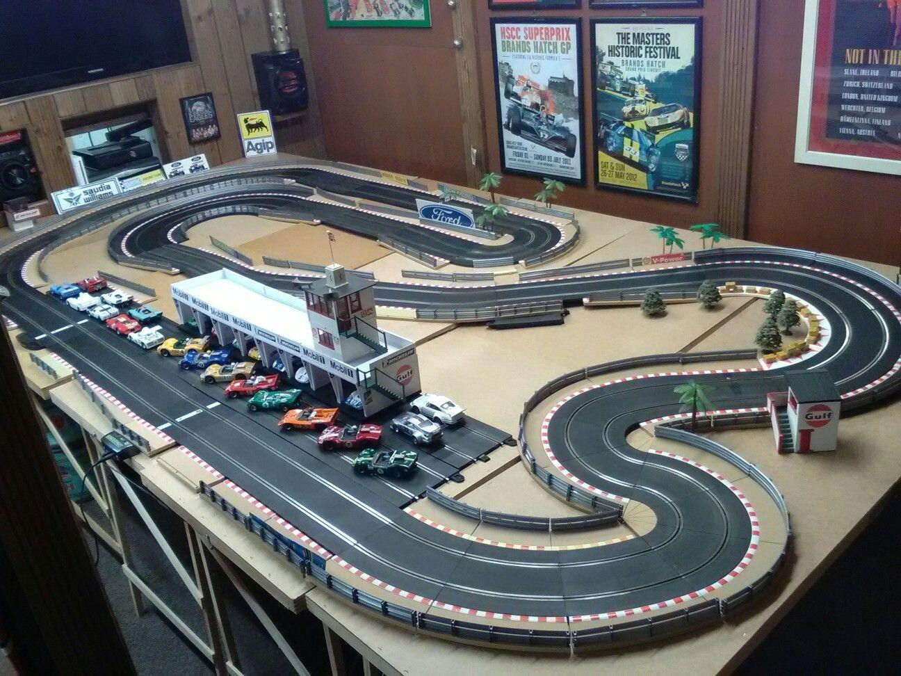 Pin By Mark Hall On Slot Car Racing Tracks Slot Cars Slot Car Tracks Ho Slot Cars