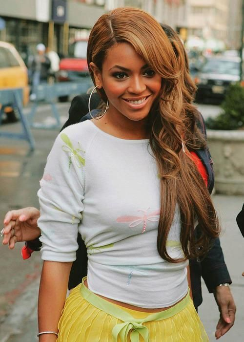 Post Bad Black On Hair Styles Beyonce Knowles Long Hair Styles