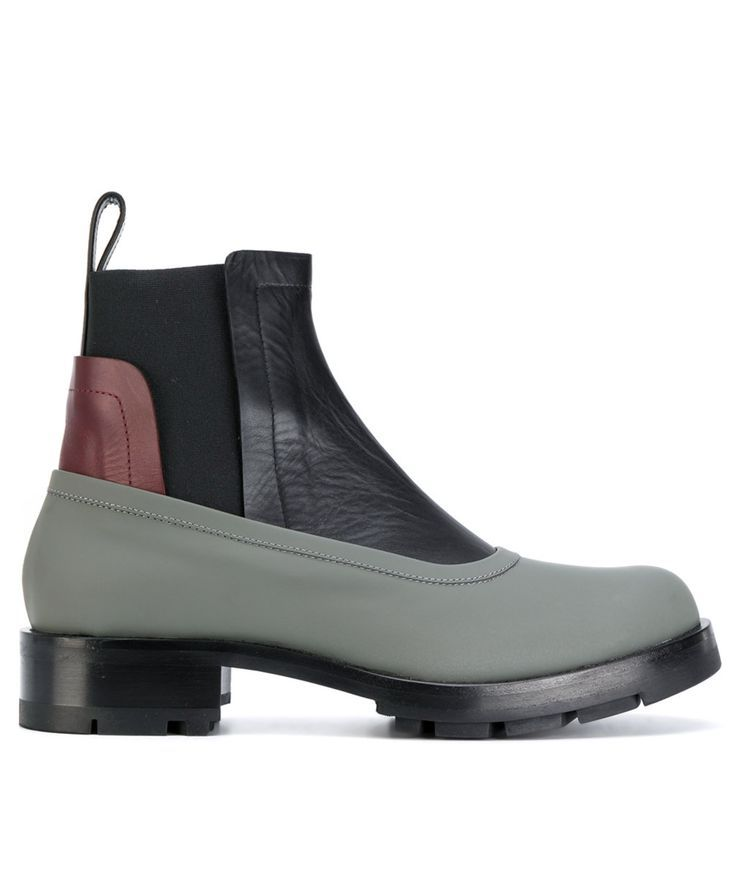 51d8e1d22 MARNI panelled ankle boots from Farfetch (men