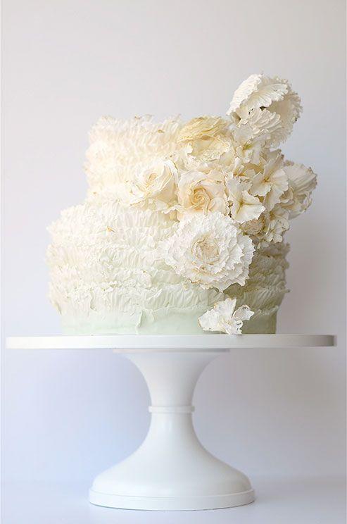 02 17 rustic ideas plum pretty sugar white wedding cakeswhite