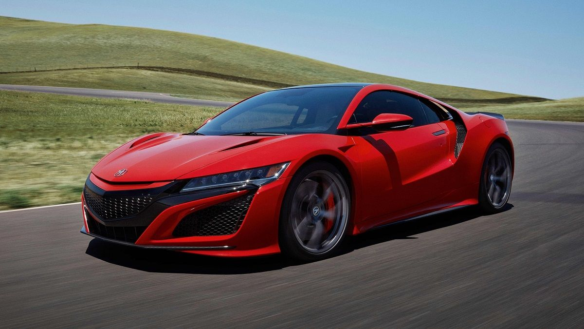 2021 Acura NSXs Release Date and Concept