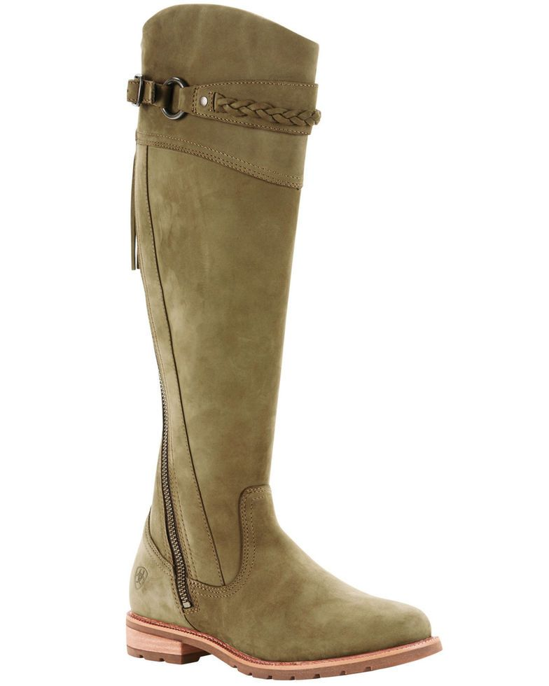 9098af367325 Ariat Women s Olive Alora Riding Boots - Round Toe in 2019