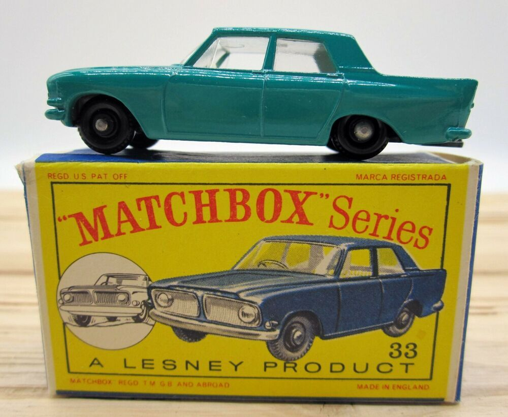 Pin On Matchbox Lesney Moko Diecast Cars