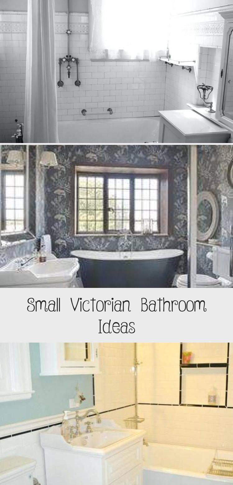 Small Victorian Bathroom Ideas In 2020 Victorian Style Bathroom Bathroom Accessories Luxury Luxury House Designs