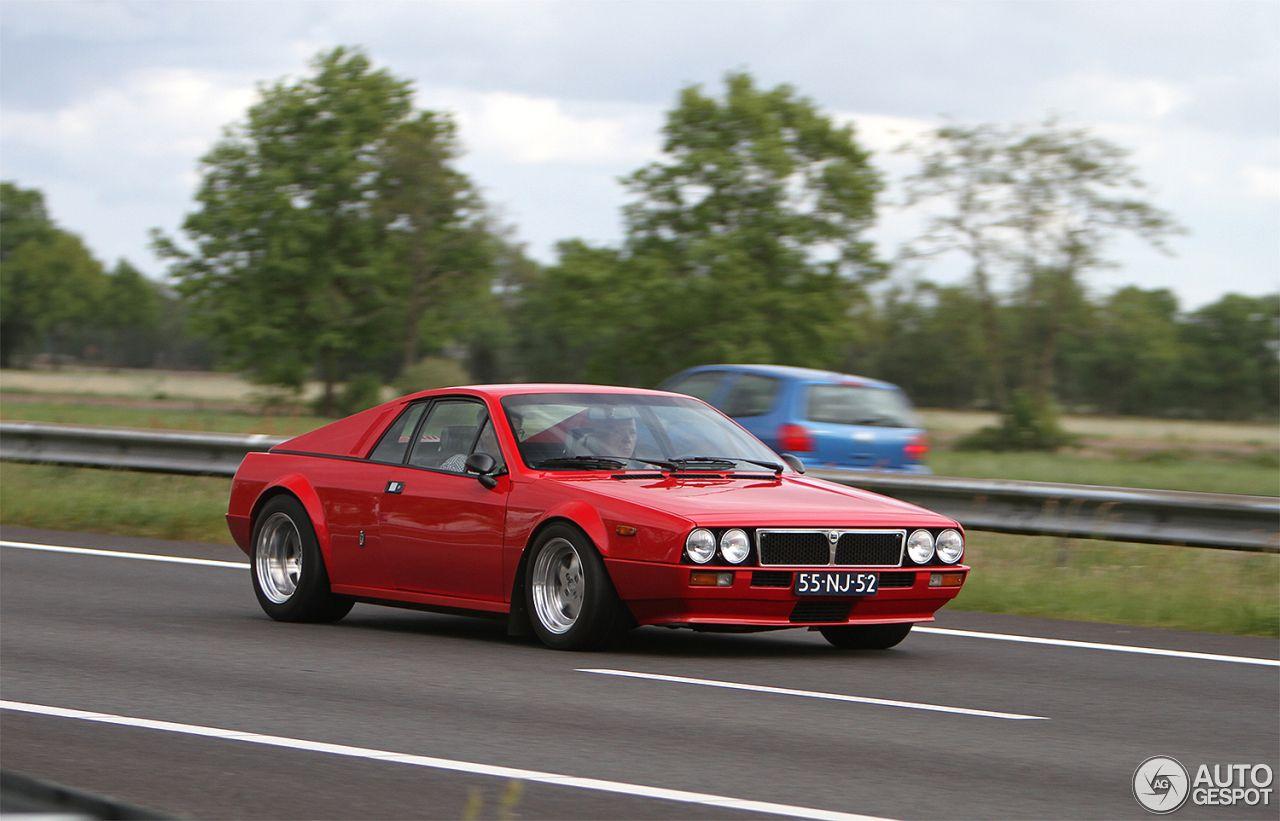 Lancia Beta Montecarlo Turbo 2
