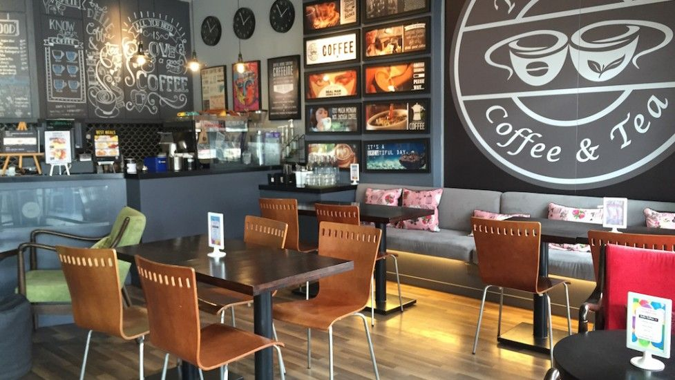 The Delle Coffee & Tea is a cozy and friendly cafe event venue that's suited for birthday parties or small parties for up to 30 pax in PJ Centrestage  http://vmo.rocks/item/delle-coffee-tea-cafe-event-venue/