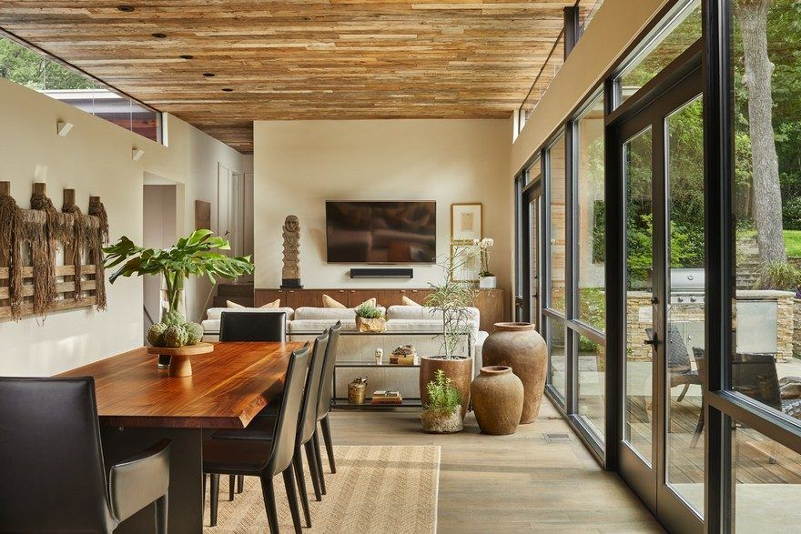 Complete Redesign of a Dilapidated 1950s Split-Level Home ...