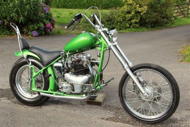 Bsa A10 Chopper 1955 For Sale 3995 Classic Bikes Uk