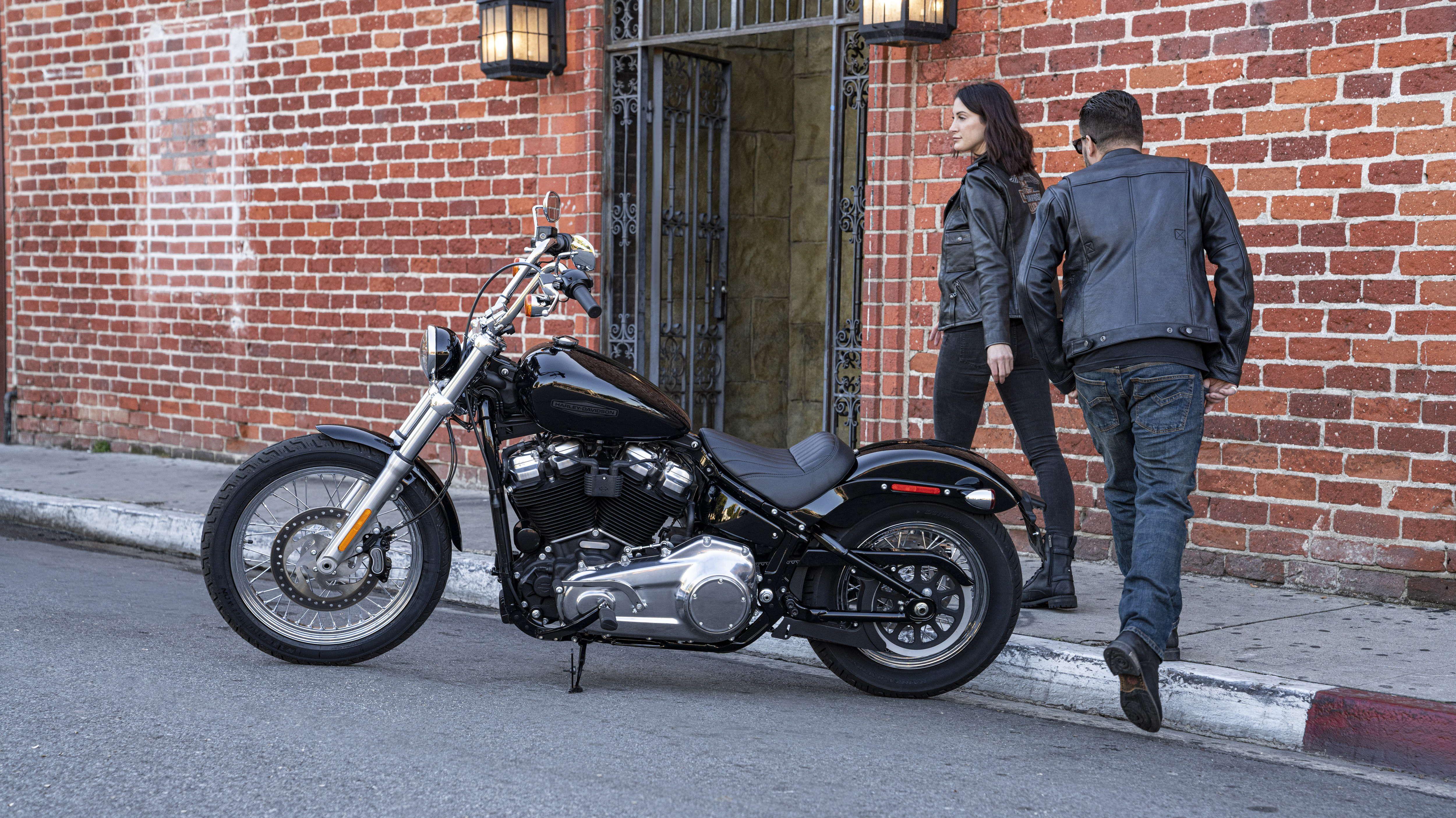 2020 Harley Davidson Softail Standard Top Speed In 2020 Harley Softail Harley Davidson Model Softail