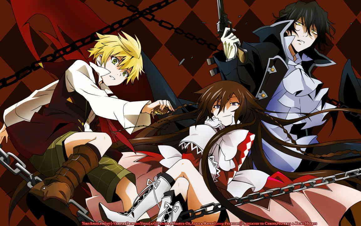 Download Anime Pandora Hearts Subtitle Indonesia Batch