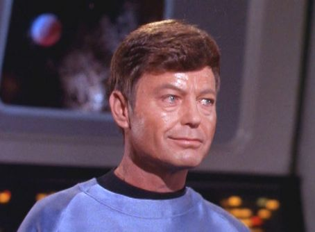 deforest kelley poems