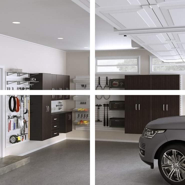Garage Designs Inside Cool Garage Wall Ideas Garage Furniture