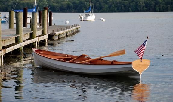 Harold Payson Boat Plans : Chester yawl classic boston whitehall pulling boat