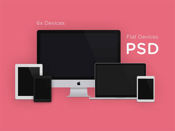 15 Mockups To Showcase Your Responsive Web Designs Free Psd Mockups Templates Psd Web Design Mockup Free Psd