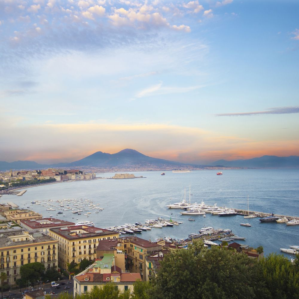 Naples - Campania Naples is one of the largest and most ...