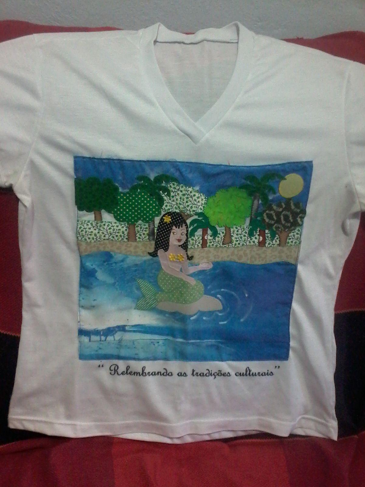 Iara rainha das águas