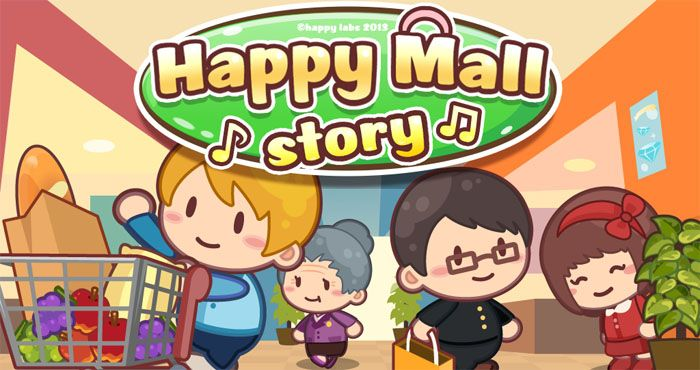 download happy mall story mod apk unlimited diamond