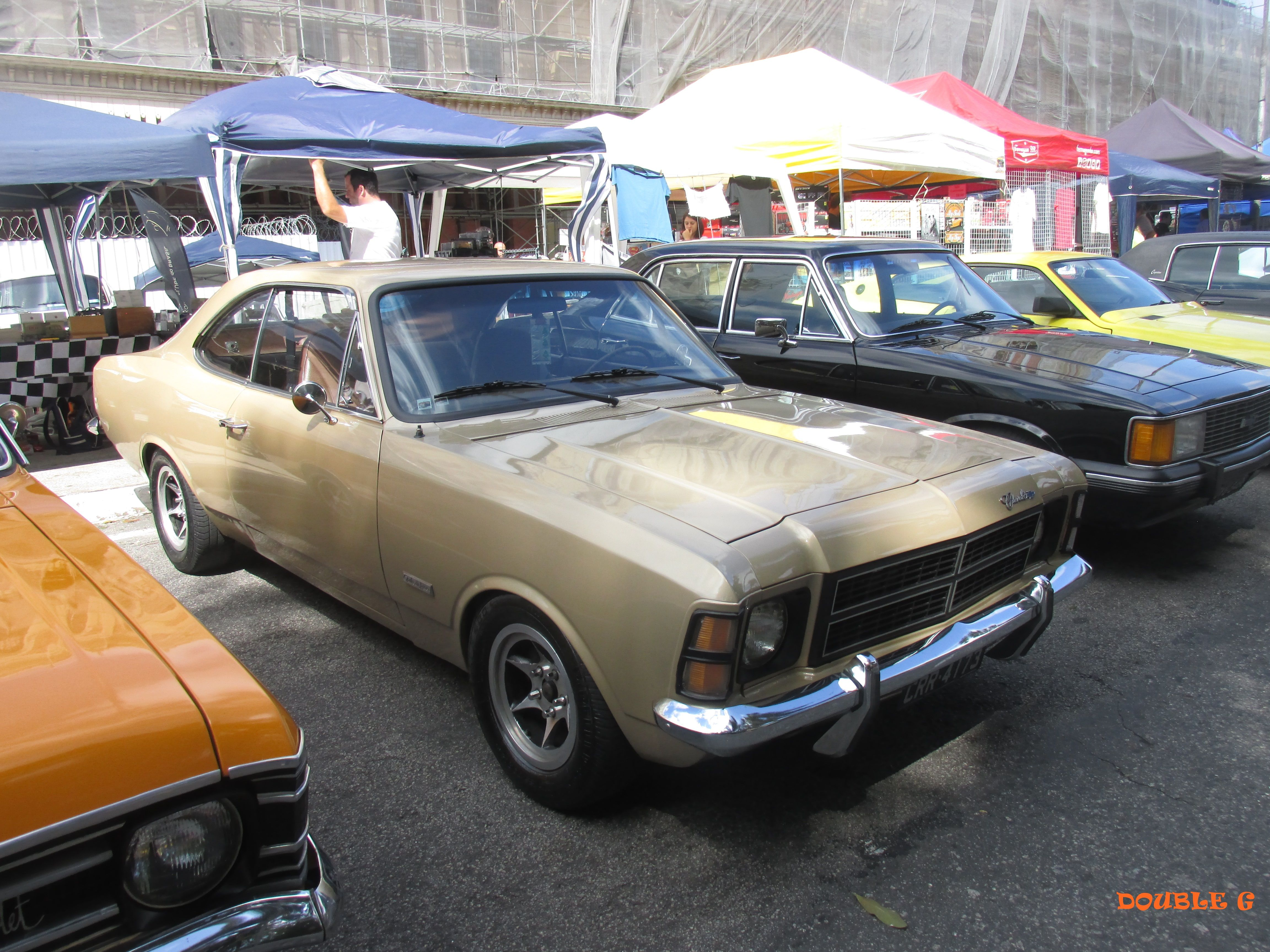 Chevrolet Opala Chevrolet Opala Opala Caravan E Opala