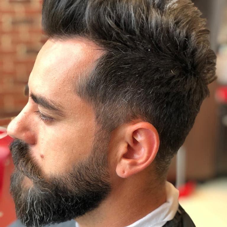 Grooming Mens Barbershop Barber Shop Haircuts Barber Haircut