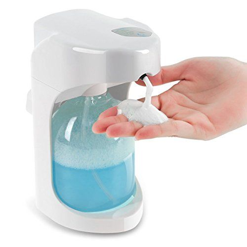 Automatic Soap Dispenser Touchless Lantoo Hands Free Foa Https