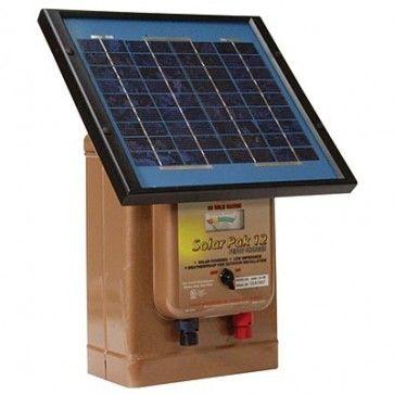 Parmak Mag 12 Sp 12 Volt Magnum Solar Pak 12 Fence Charger Solar Solar Power Solar Energy System