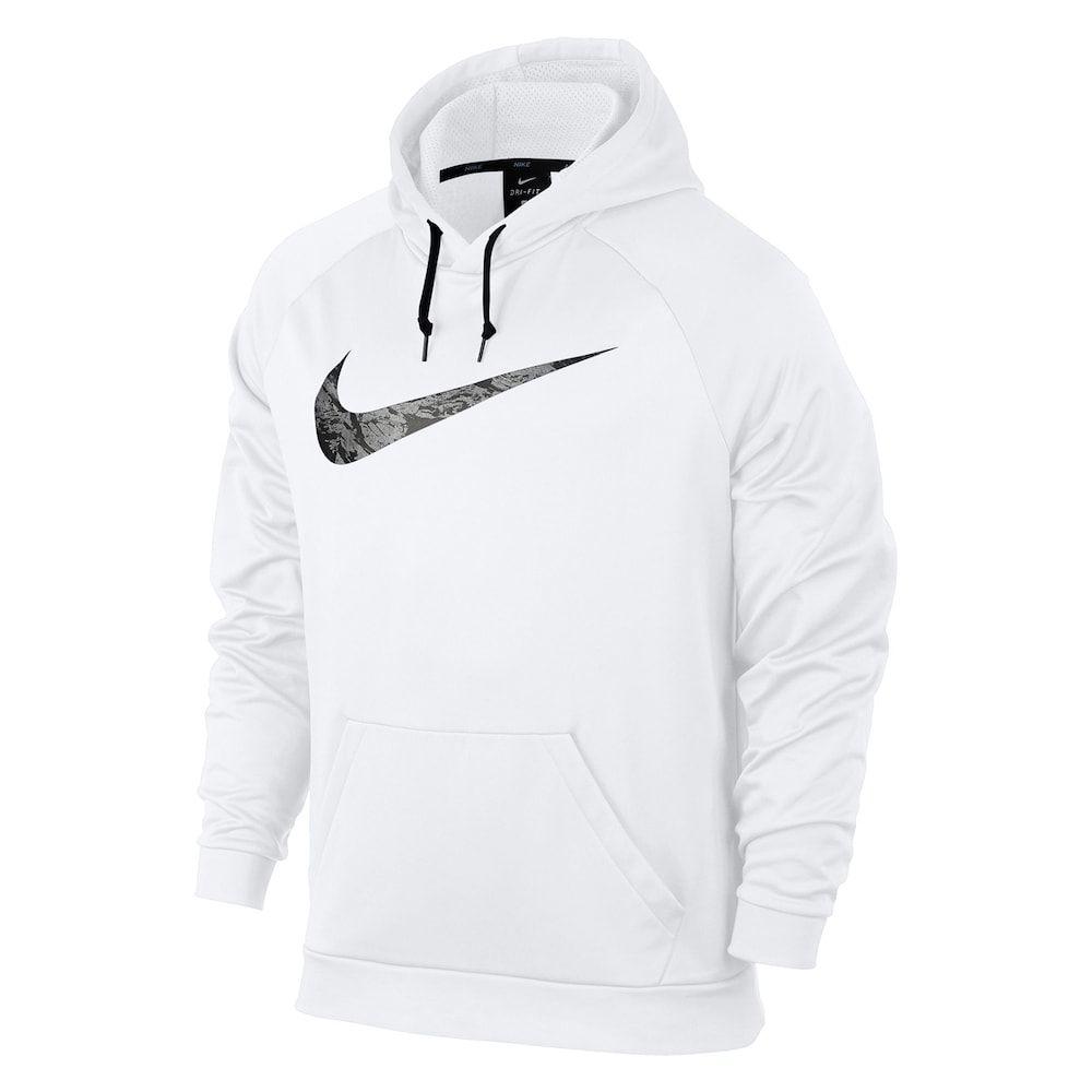 Men S Nike Marble Swoosh Therma Hoodie Nike Men Hoodies Nike [ 1000 x 1000 Pixel ]