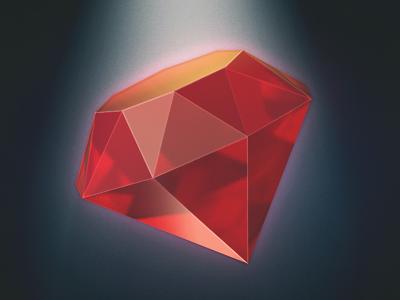 Red Diamond Crystal Drawing Diamond Icon Diamond Art