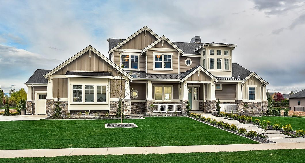 Clark And Co Homes Exteriors Craftsman House Plans